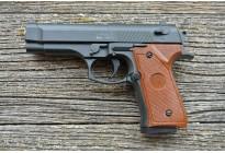 Пистолет пневматический Stalker SA92M (аналог Beretta 92 mini) кал. 6мм