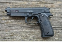 Пистолет пневматический Stalker SСM9P (аналог Beretta M9) кал. 6мм, пластик
