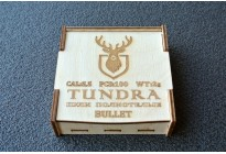 Пули Tundra Bullet кал. 5,5мм, вес 2,0г  (100шт)