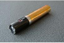 Помада электрошокер с фонариком  1202 Type Lipstick (Золото)