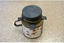 Шашка дымовая ШД-П черного дыма