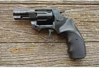 Револьвер сигнальный EKOL LOM-S 5,6 мм ЧЕРНЫЙ, металл. барабан