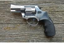 Револьвер сигнальный EKOL LOM-S 5,6 мм ХРОМ, металл. барабан