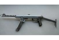 Оружие списанное охолощенное PPs43-PL-О (пистолет Судаева) под патрон 7,62х25