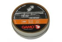 Пули для пневматики GAMO TS-22 5,5мм 1,4гр (200 шт)