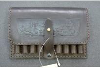 Подсумок закрытый на пукле ПСЗП-8п-8, 9