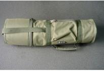 Чехол-кофр с карманом для баллона 4л (зеленый)