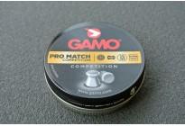 Пули для пневматики GAMO Pro Match 4,5мм 0,49гр (500 шт)