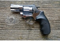 Револьвер охолощенный, списанный TAURUS-СО Хром, под патрон 10 ТК