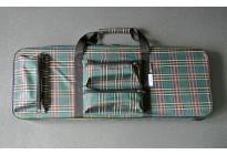 Чехол оружейный Иглу УН 100 размер 1000*300 шотландка, 2 кармана
