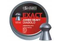 Пули для пневматики JSB Exact Jumbo Heavy Diabolo 5,52мм 1,175г (500шт)