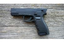 Оружие списанное охолощенное К17 СО Black под патрон 10ТК (Курс-С)