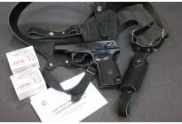 НАБОР: Пистолет Р-411 кованый+  кобура+ патроны