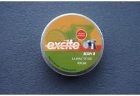 Пули для пневматики H&N Excite Econ II 4,5мм 0,48гр. (500 шт)