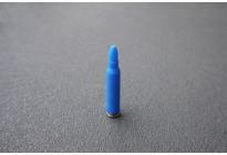 Патрон 5,56x45 (223Rem) светозвукового действия, пластиковый (10шт)