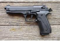 Оружие списанное охолощенное B92 KURS кал.10ТК, Черный