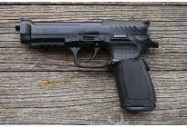 Оружие списанное охолощенное B1 KURS (Beretta) кал.10ТК, Черный
