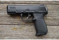 Оружие списанное охолощенное G1 KURS (Glock) кал.10ТК, Черный, глянц. элементы