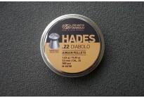 Пули для пневматики JSB HADES Diabolo 5,5мм 1,03г (500шт)