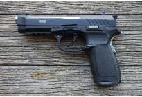 Пистолет Beretta B1охолощенный с хром. элементами под патрон 10ТК