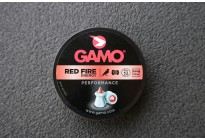 Пули для пневматики Gamo Red Fire 4,5мм 0,51г (125шт)