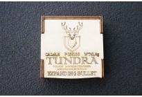 Пули Tundra Bullet Expanding кал. 5,5мм, вес 2,6г  (100шт)