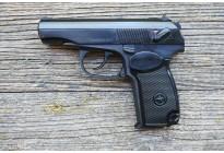 Пистолет пневматический Макаров МР-658К (Blowback)