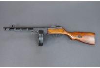 Пистолет-пулемет Шпагина СО-ППШ охолощенный, обр. 1941г под патрон кал. 5,45мм