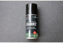 Краска оружейная Оникс термо полимерная 210мл черная МАТОВАЯ