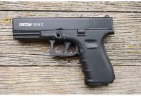Пистолет охолощенный G19 C (Glock 19), кал. 9мм P.A.K