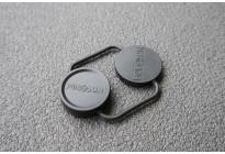 Крышки HOLOSUN тип bikini, маленкие, для серий 4ХХ, резина, черный