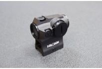 Коллиматор Holosun Micro точка 2MOA,12 подсв., +кронштейн, яркость-барабан, U-защита, внешн.бат.