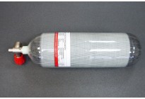 Баллон ВД  ALSAFE композиционный 6,8л для PCP винтовок, с манометром