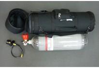 АКЦИЯ!!! Баллон композитный ВД ALSAFE 6,8л (комплект- зарядная станция+чехол)