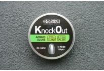 Пули для пневматики JSB Knock Out Slugs 6,37мм 2,17г (150шт)