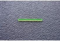 Мушка оптоволоконная (стержень) 50мм, зеленый