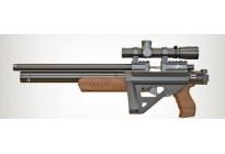 Пневматическая винтовка PCP ATAMAN M2R Ultra-C (Орех) кал. 5,5мм (715/RB)