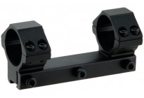 Кронштейн Leapers AccuShot с кольцами 25,4 мм средний для установки на призму 10-12 мм (RGPM2PA-25M4)