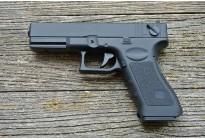 Пистолет страйкбольный CYMA Glock 18 Сustom (CM.030)