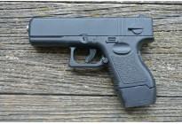 Пистолет пневматический Galaxy G.16 (Glock 17 mini), кал. 6мм