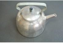 Чайник алюминиевый литой