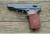 Пистолет пневматический Макаров МР-654К-32-1 (бакелитовая рукоять)