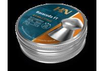 Пули для пневматики H&N Baracuda FT кал. 4,5мм 0,62г (400 шт)