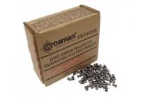 Пули для  пневматики  Crosman Domed, 4,5 мм 0,68г ( 1250 шт)