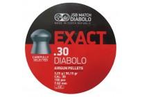 Пули для пневматики JSB Exact Diabolo 7,62мм 3,2г (150шт)
