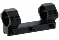 Кронштейн Leapers AccuShot с кольцами 25,4 мм низкий для установки на призму 10-12 мм (RGPM2PA-25H4)