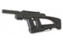 Пистолет-пулемет пневматический МР 661К-09 ДРОЗД (бункерный)
