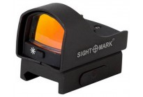 коллиматор Sightmark Mini панорамный, 5 ур. яркости подсветки, крепление на Weaver