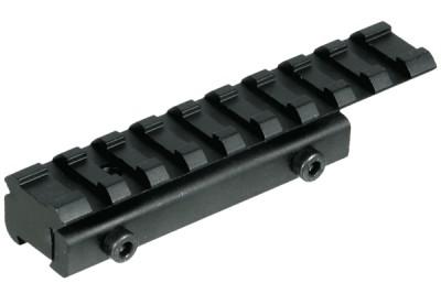 Адаптер Leapers UTG WEAVER для установки на призму 11-12 мм