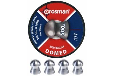 Пули для пневматики Crosman Domed 4, 5 мм, 51гр ( 500 шт.)